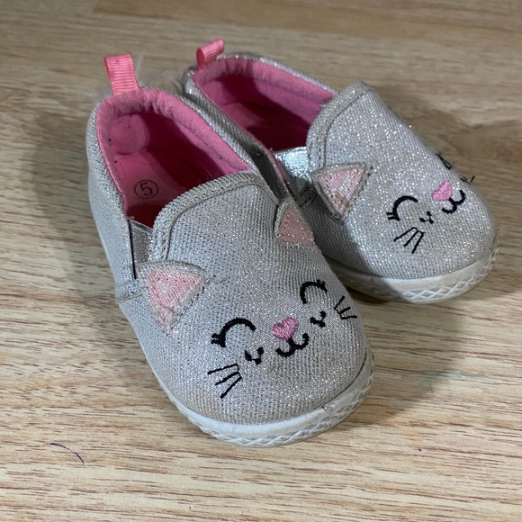 wonder nation Shoes | Kitty Cat Canvas